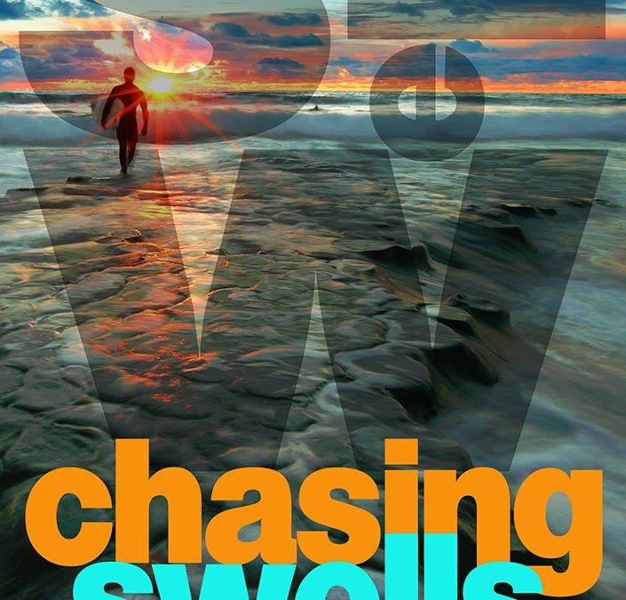 Chasing Swells by AL Goulden