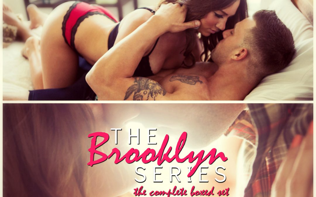 The Brooklyn Series by Danielle Jamie