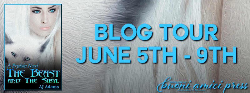 Blog Tour- The Beast and the Sibyl By AJ Adams