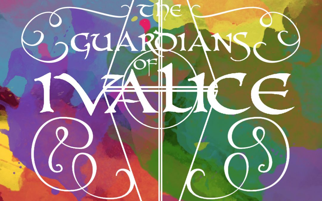 The Guardians of Ivalice by Laura Catherine  Release Blitz (with review option)
