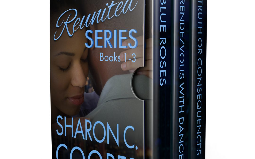 Sales Blitz Sign Up – Reunited Series By Sharon C. Cooper