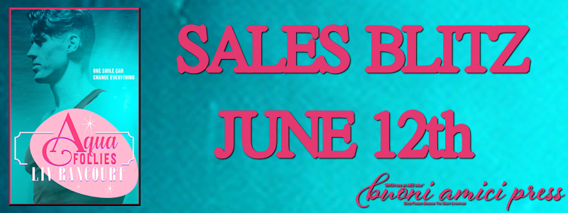 Sales Blitz- Aqua Follies By Liv Rancourt