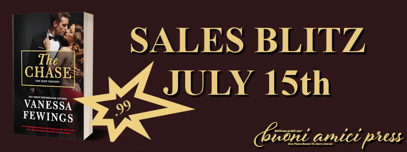 Sales Blitz- The Chase By Vanessa Fewings