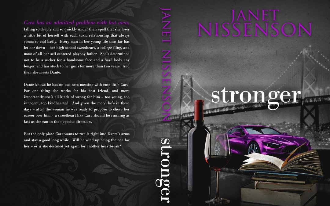 Release Tour Sign Up- Stronger (Inevitable #6) By Janet Nissenson
