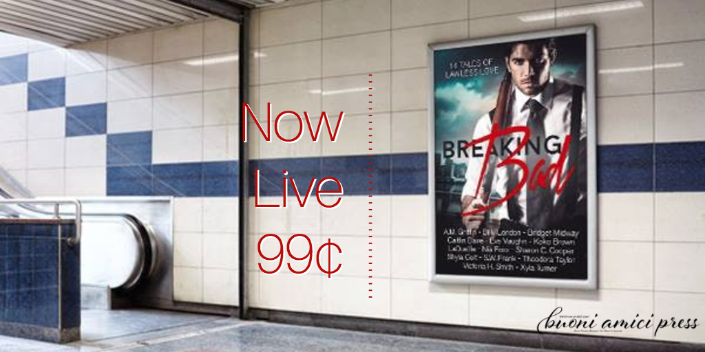 Breaking Bad: 14 Tales of Lawless Love is now #Live #99c