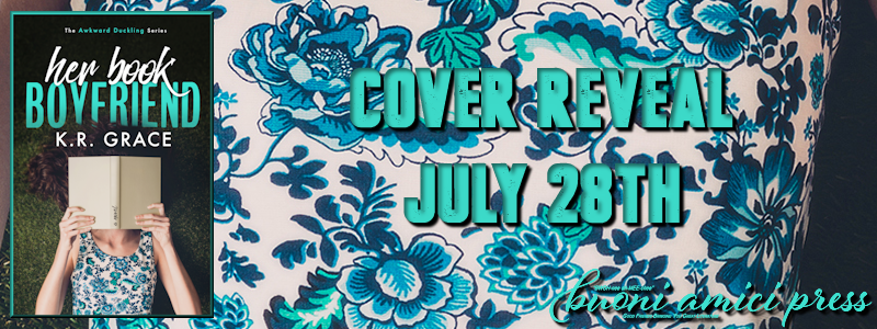 Cover Reveal- Her Book Boyfriend By K.R. Grace