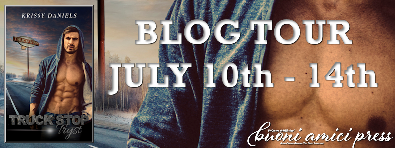 Blog Tour- Truck Stop Tryst By Krissy Daniels
