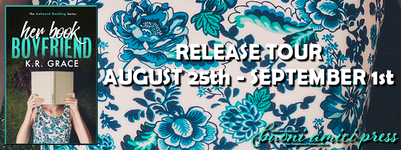Release Tour- Her Book Boyfriend By K.R. Grace