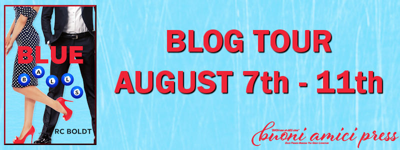 Blog Tour- Blue Balls By RC Boldt