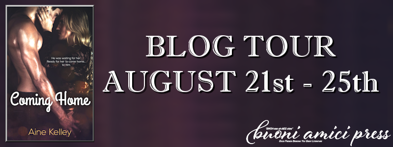 Blog Tour- Coming Home By Anne Kelley