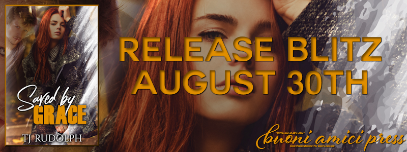 Release Blitz- Saved By Grace By TJ Rudolph