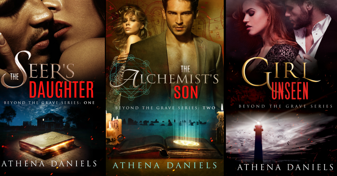 Review the Beyond the Grave Series by Athena Daniels