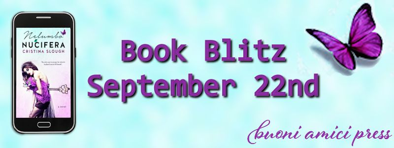 Book Blitz- Nelumbo Nucifera By Cristina Slough