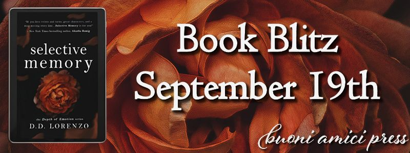 Selective Memory by D.D. Lorenzo Release Blitz + Giveaway