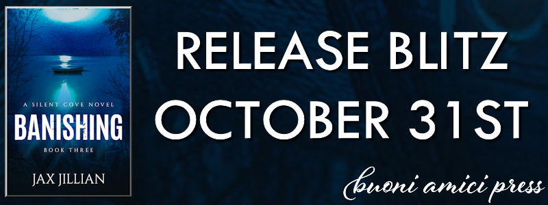 Release Blitz- Banishing By Jax Jillian