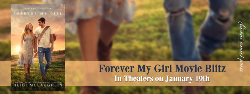 #MovieBookBlitz  Forever My Girl By Heidi Mclaughlin