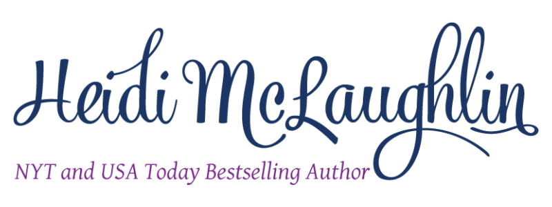 [New Events] My Unexpected Love By Heidi McLaughlin BlogTour