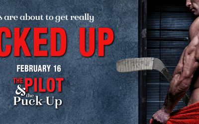 The Pilot & the Puck-Up by Pippa Grant Cover Reveal