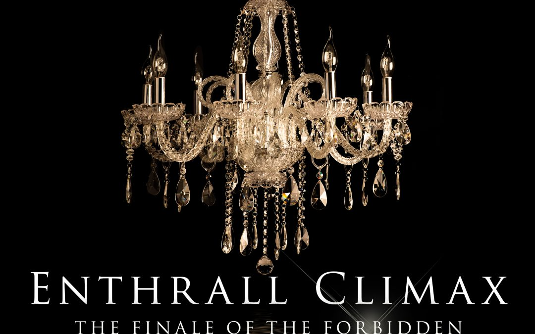 Enthrall Climax by Vanessa Fewings Audiobook Release Blitz