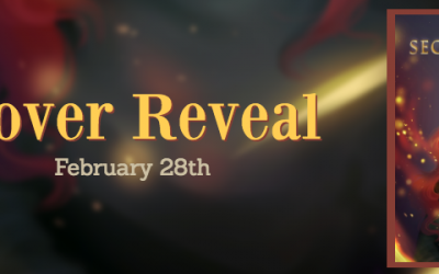 #CoverReveal Secret Gold By Maegan Cook