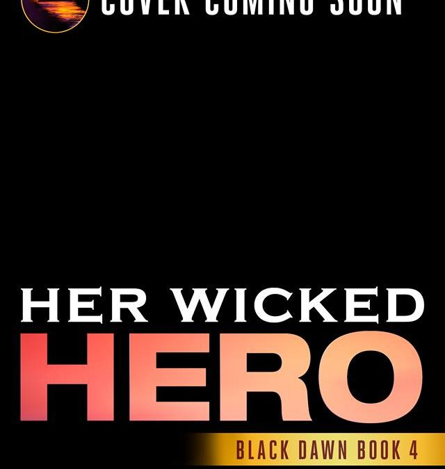 [NEW EVENTS] #CoverReveal #BlogTour Her Wicked Hero By Caitlyn O'Leary