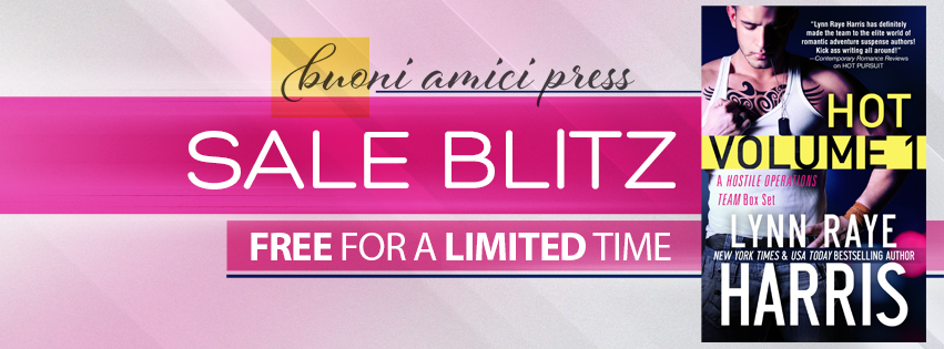#SaleBlitz Hot Vol. 1 By Lynn Raye Harris