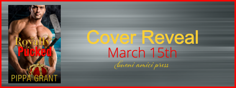 #CoverReveal Royally Pucked By Pippa Grant