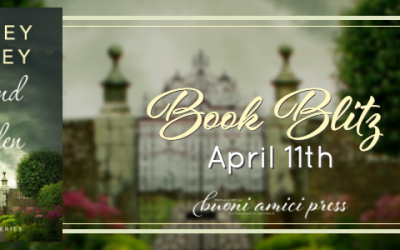 #BookBlitz Beyond The Garden By Ashley Farley