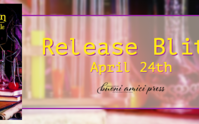 #ReleaseBlitz The Potion By R.G. Emanuelle