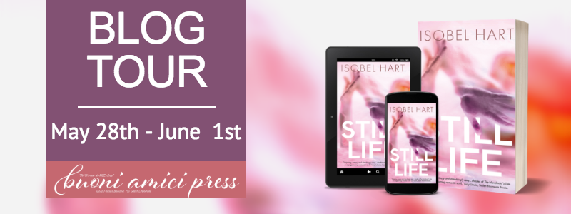#BlogTour Still Life By Isobel Hart