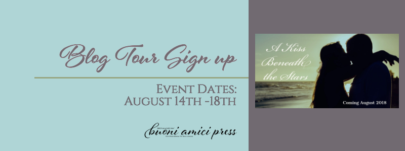 A Kiss Beneath the Stars by SL Sterling Blog Tour