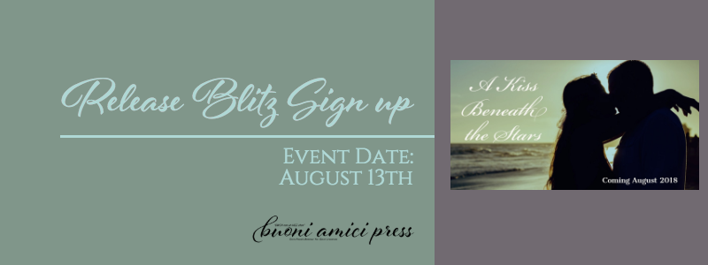 A Kiss Beneath the Stars by SL Sterling Release Day Blitz