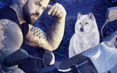 Coti's Unclaimed Mate Iron Wolves MC, #9) by Elle Boon Release Blitz