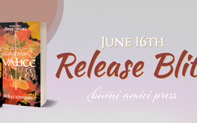 #ReleaseBlitz Under Control The Guardians of Ivalice Book 2 By Laura Catherine