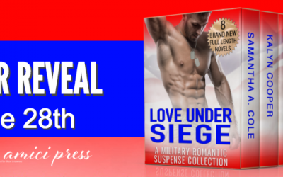 #CoverReveal Love Under Seige Box Set