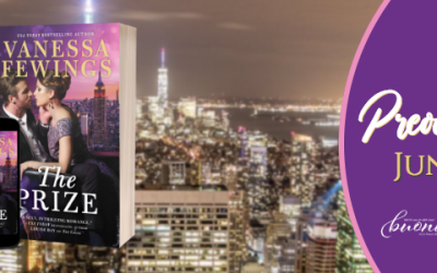 #PreOrderBlitz The Prize ( The ICON Trilogy #3) By Vanessa Fewings