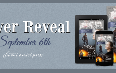 #CoverReveal Losing Time By Chris Karlsen