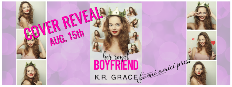 #CoverReveal Her Hollywood Boyfriend By K.R. Grace