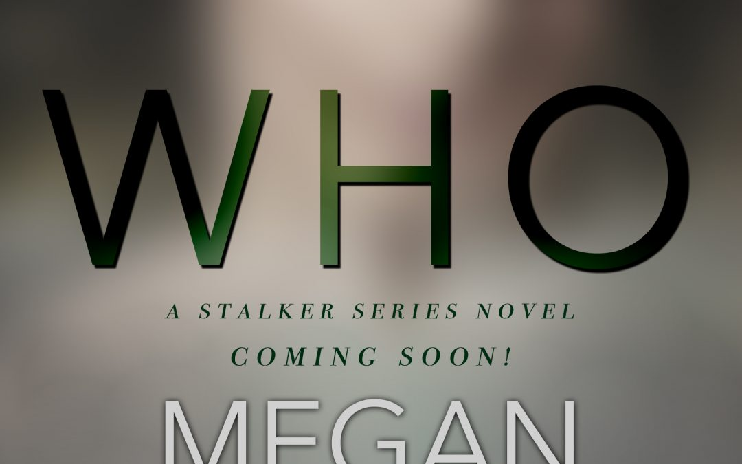 [NEW EVENT] Who by Megan Mitcham Blog Tour Sign Up