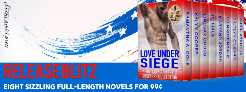 #ReleaseBlitz Love Under Siege Box Set