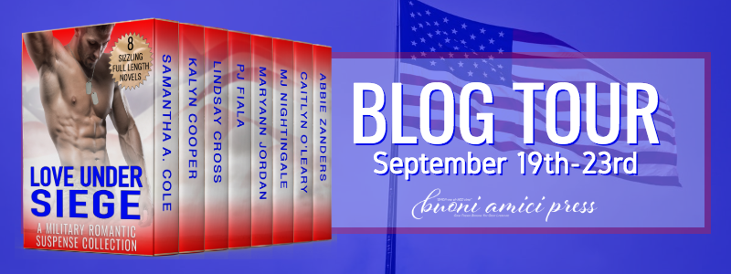 #BlogTour Love Under Siege Box Set