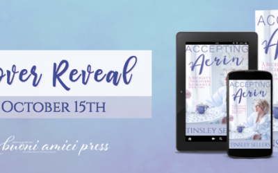 #CoverReveal & #PreOrderBlitz Accepting Aerin By Tinsley Sellers