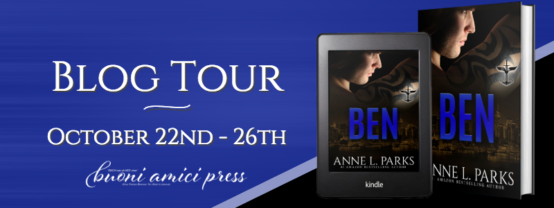 #BlogTour Ben By Anne L. Parks