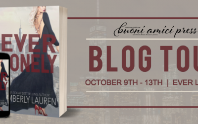 #BlogTour Ever Lonely By Kimberly Lauren