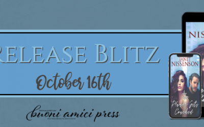 #ReleaseBlitz The Player Gets Coached By Janet Nissenson