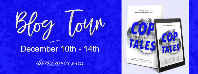 #BlogTour Cop Tales An Anthology for a Cause