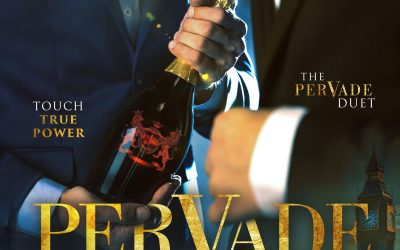 [NEW EVENT] Pervade London (Duet, #1) by Vanessa Fewings Blog Tour