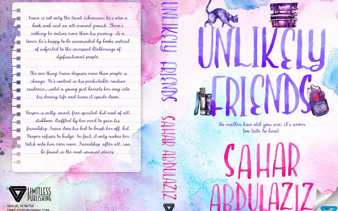 Unlikely Friends by Sahar Abdulaziz Book Blitz (with review option)