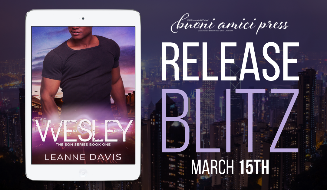 #ReleaseBlitz Wesley (Sons Series Book #1) By Leanne Davis