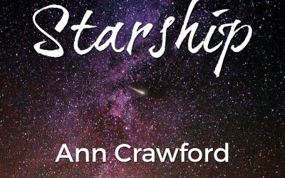 [New Event] Fresh Off the Starship by Ann Crawford Blog Tour (with review option)